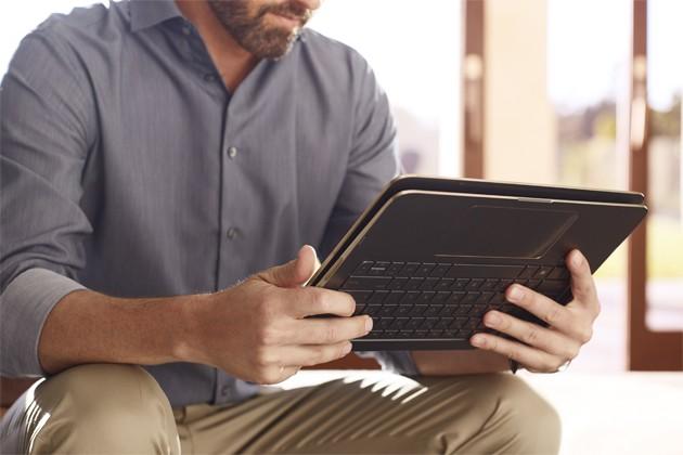 2-i-1 - laptop och surfplatta i en och samma enhet