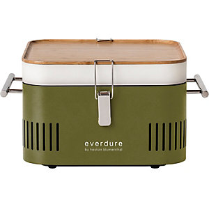 Everdure Cube kullgrill 34820003 (khaki)