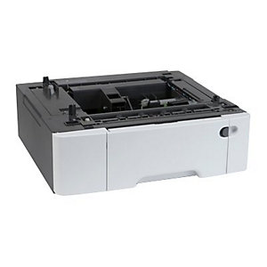 Lexmark Duo Tray With MPF - mediebakke/-mater - 650 ark