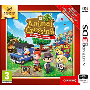 Animal Crossing: New Leaf (Nintendo Selects) - 3DS