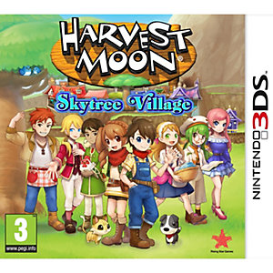 Harvest Moon: Skytree Village (3DS)