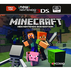 Minecraft: New Nintendo 3DS Edition (Nya 3DS)