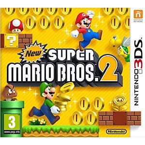 3DS-NEW SUPER MARIO BROS 2
