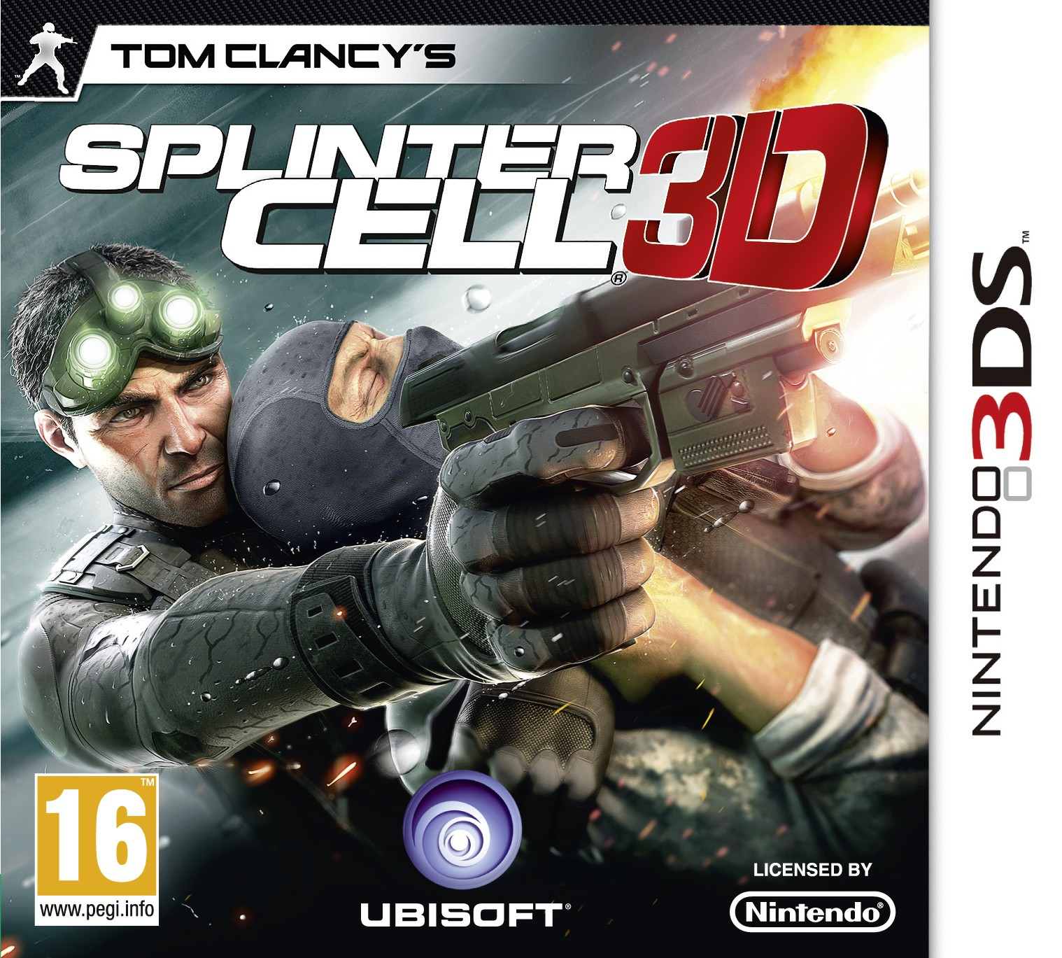 300036017 : Splinter Cell: Chaos Theory (3DS)