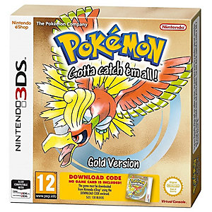 Pokemon: Gold Version (3DS)