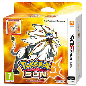 Pokemon Sun - Fan Edition (3DS)
