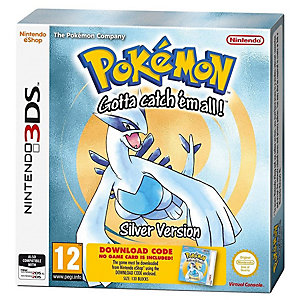 Pokemon: Silver Version (3DS)