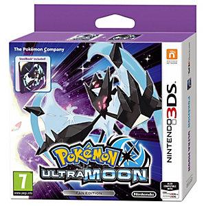 Pokemon Ultra Moon: Fan Edition (3DS)