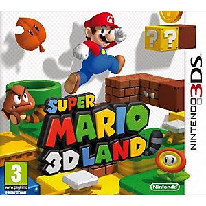 Super Mario 3D Land - 3DS