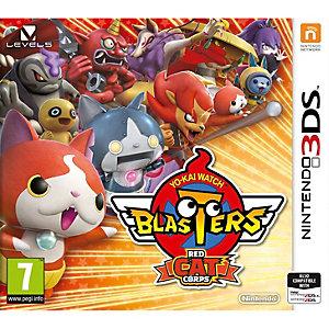Yo-Kai Watch Blasters: Red Cat Corps (3DS)