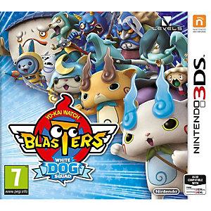 Yo-Kai Watch Blasters: White Dog Corps (3DS)