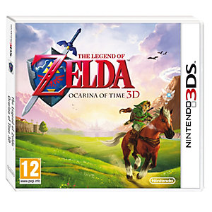 The Legend of Zelda: Ocarina of The Time (3DS)