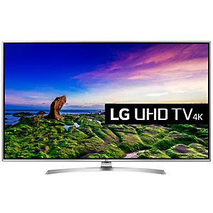 "LG 43"" 4K UHD LED Smart TV 43UJ701V"