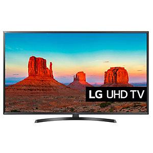 "LG 43"" 4K UHD Smart TV 43UK6400"