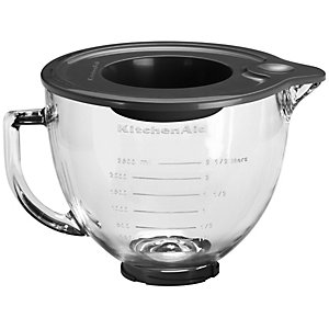 KitchenAid 5-Quart glasskål 5K5GB