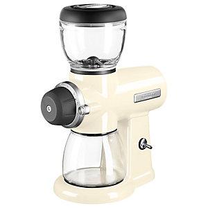 KitchenAid Artisan Burr kaffekvern 5KCG0702EAC (krem)