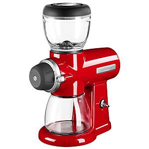 KitchenAid Artisan Burr kaffekvern 5KCG0702EER (rød)