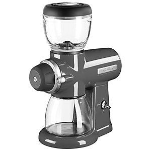 KitchenAid Artisan Burr kaffekvern 5KCG0702EMSR (sølv)
