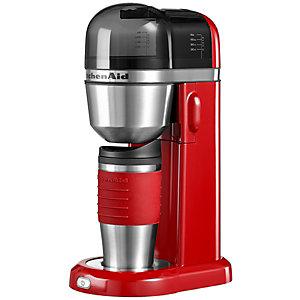 KitchenAid Kaffebryggare 5KCM0402EER (röd)