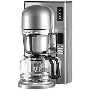 KitchenAid kaffetrakter 5KCM0802ECU (sølv)