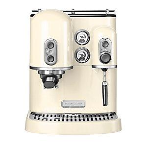 KitchenAid Artisan kahvikone 5KES2102EAC (kerma)