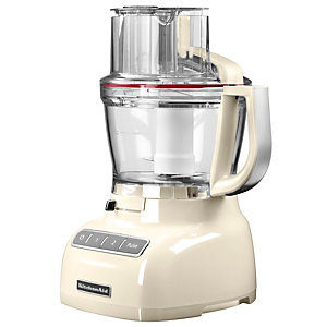 KitchenAid foodprosessor 5KFP1335EAC (Almond Cream)