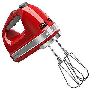 KitchenAid håndmikser 5KHM9212EER (rød)