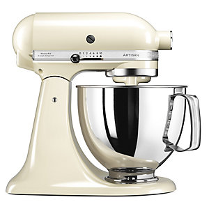 KitchenAid Artisan kjøkkenmaskin (Almond Cream)