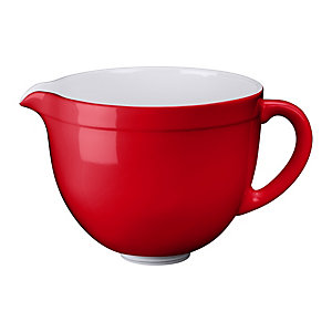 KitchenAid bolle 5KSMCB5ER (Empire Red)