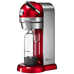 KitchenAid Beverage Maker Sodastream (röd)