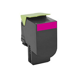 Lexmark 702XM XXL magenta tonerkassett (return prog)