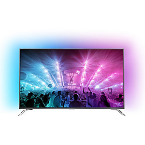 "Philips 75"" Ambilight 4K UHD Smart TV 75PUS7101"