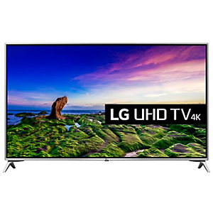 "LG 75"" 4K UHD LED Smart TV 75UJ651V"