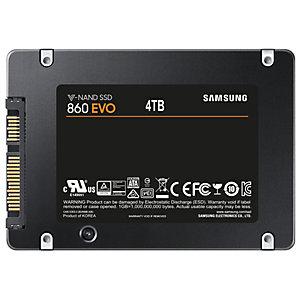 "Samsung 860 Evo 2,5"" SSD (4 TB)"