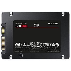 "Samsung 860 Pro 2,5"" SSD-muisti (2 TB)"
