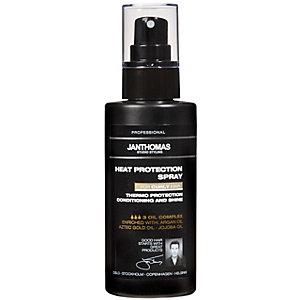 Jan Thomas Studio Värmeskyddande spray för lockigt hår
