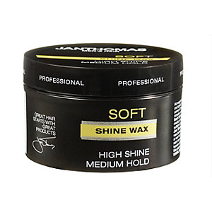 Jan Thomas Soft Shine Wax hiusvaha 946181