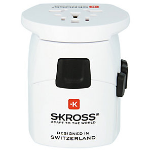 Skross World adapter Pro Light USB