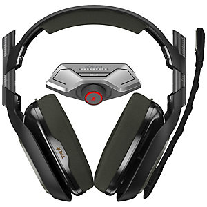 Astro A40TR gaming-headsett + MixAmp M80 forsterker