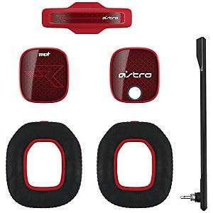 Astro A40TR Mod Kit kuuloketarvikkeet (punainen)