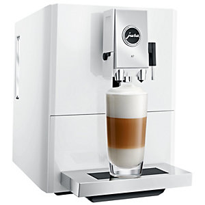 Jura A7 kaffemaskin A715125 (hvit)