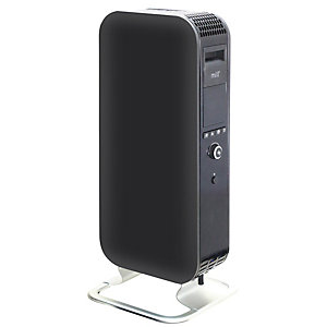 Mill Oil Premium radiator AB-H1000DNBK (svart)