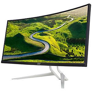 """Acer XR382CQK 37.5"""" välvd bildskärm (silver)"""