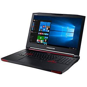 "Acer Predator 17 17.3"" bærbar gaming-PC"
