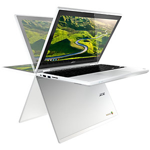 """Acer Chromebook R11T 11,6"""" 2-i-1 (hvit)"""