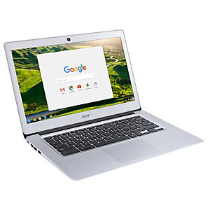 "Acer Chromebook 14 14"" bärbar dator (silver)"