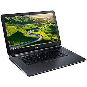 "Acer Chromebook15 15,6"" bærbar PC (grå)"