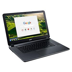 """Acer Chromebook 15 15.6"""" bärbar dator (grå)"""