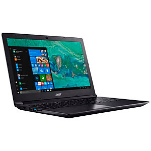 "Acer Aspire 3 15,6"" bærbar PC (sort)"