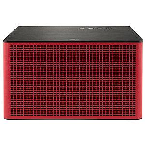 Geneva Acustica Bluetooth-høyttaler (rød)